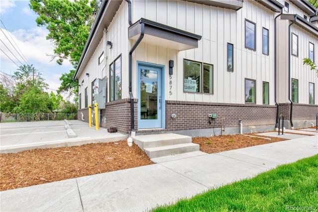 5875 E 13th Avenue, Denver, CO 80220 (#6418816) :: Arnie Stein Team | RE/MAX Masters Millennium