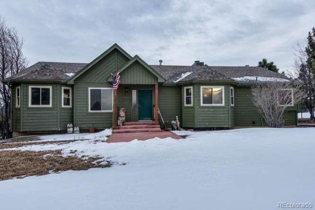 4144 Saddlewood Road, Elizabeth, CO 80107 (#6418822) :: Bring Home Denver
