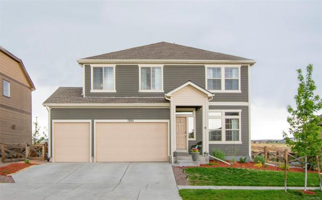 7260 Mountain Spruce Drive, Colorado Springs, CO 80927 (#6422121) :: The DeGrood Team