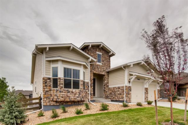21695 E Idyllwilde Drive, Parker, CO 80138 (#6423496) :: The DeGrood Team