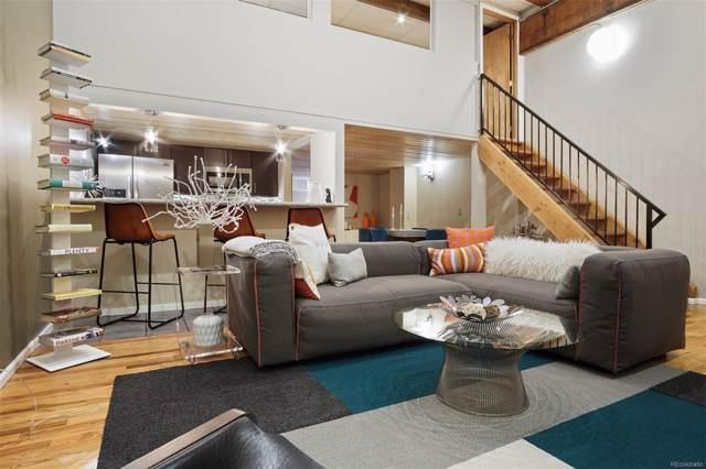 1800 15th Street #104, Denver, CO 80202 (#6424548) :: The HomeSmiths Team - Keller Williams