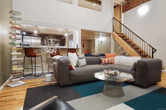 1800 15th Street #104, Denver, CO 80202 (#6424548) :: Bring Home Denver with Keller Williams Downtown Realty LLC