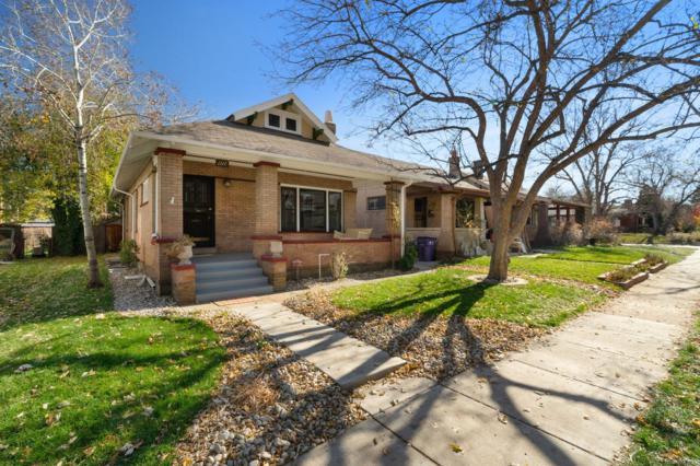 1112 Monroe Street, Denver, CO 80206 (#6427360) :: My Home Team
