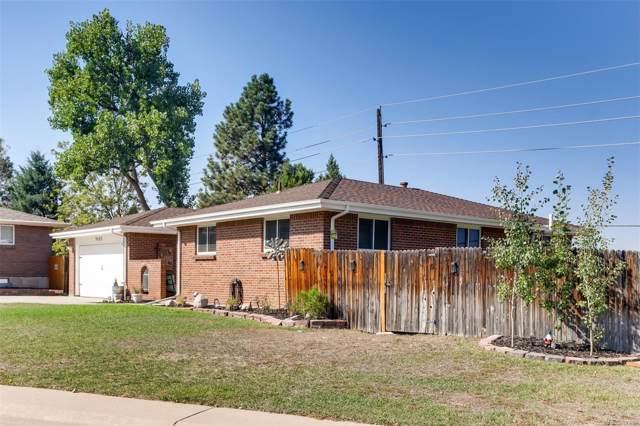 9605 W Dakota Avenue, Lakewood, CO 80226 (MLS #6431581) :: 8z Real Estate