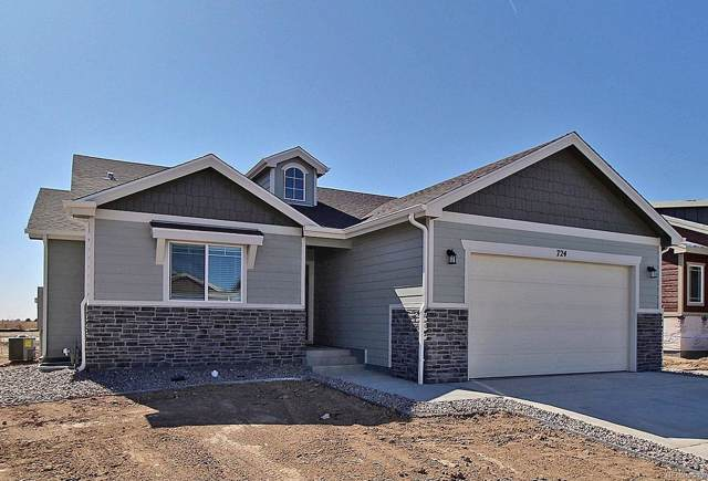 724 N Country Trail, Ault, CO 80610 (MLS #6435423) :: 8z Real Estate