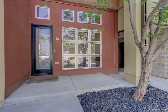801 Confidence Drive #8, Longmont, CO 80504 (MLS #6437433) :: 8z Real Estate