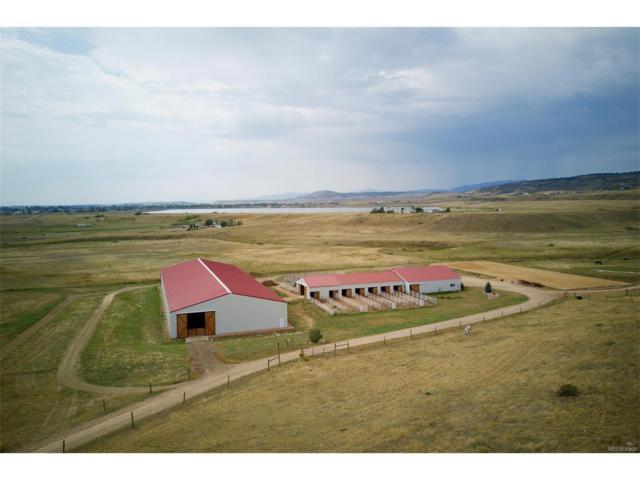871 N County Road 23E, Berthoud, CO 80513 (#6449529) :: Wisdom Real Estate