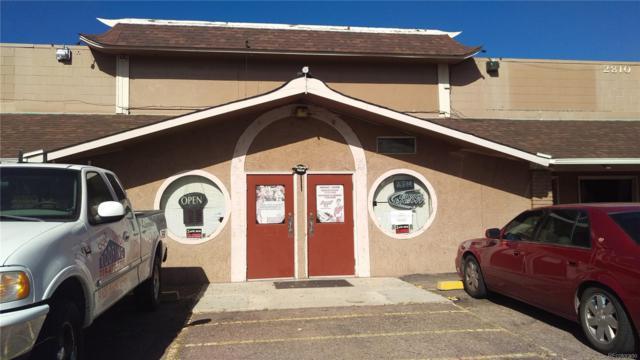 2810 E Fountain Boulevard, Colorado Springs, CO 80910 (#6452266) :: The Pete Cook Home Group