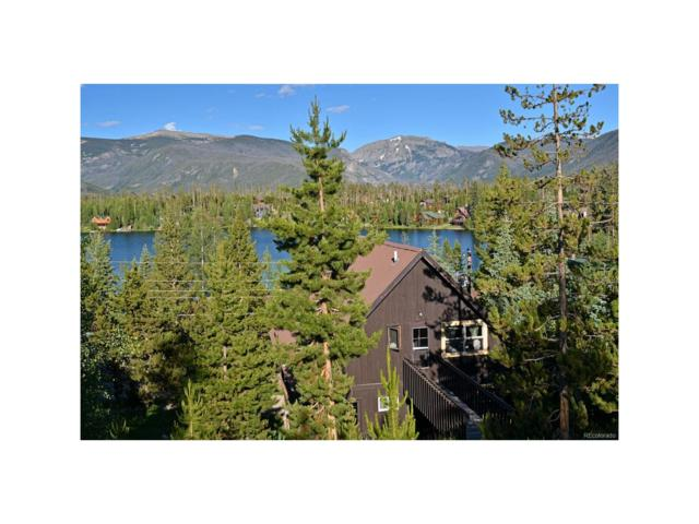 834 County Road 494, Grand Lake, CO 80447 (MLS #6454136) :: 8z Real Estate