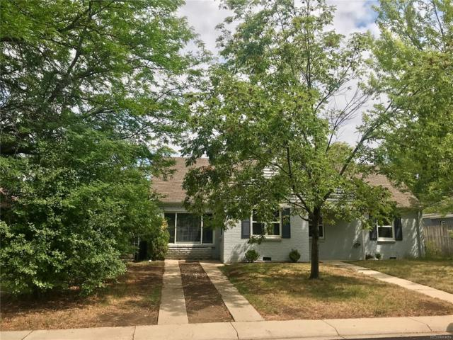 422 Orange Court, Denver, CO 80220 (#6454460) :: Wisdom Real Estate