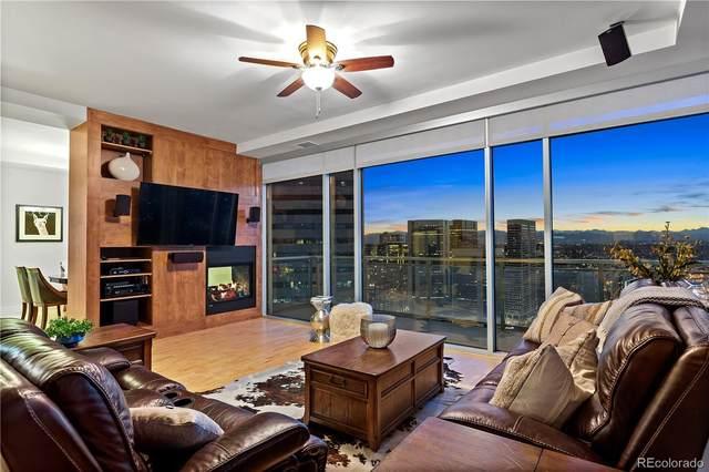 2001 Lincoln Street #2921, Denver, CO 80202 (MLS #6456021) :: Bliss Realty Group