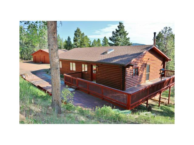 25058 Red Cloud Drive, Conifer, CO 80433 (MLS #6458149) :: 8z Real Estate