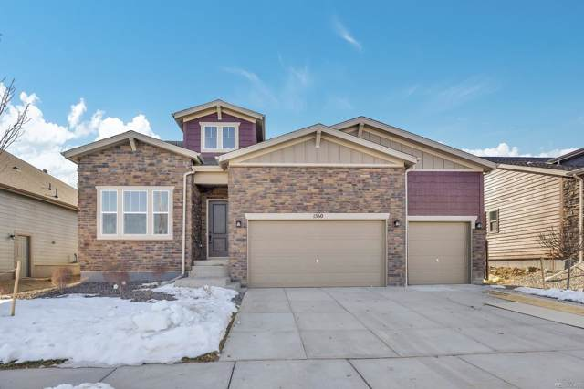 1560 Blackwood Court, Erie, CO 80516 (#6458645) :: The Dixon Group