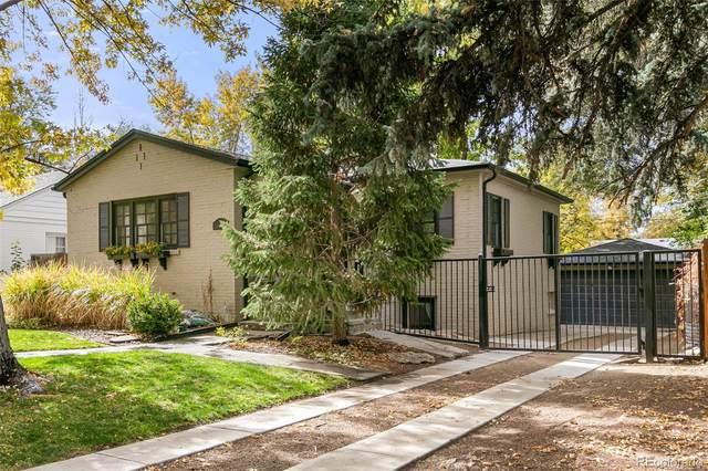 753 Cherry Street, Denver, CO 80220 (MLS #6460211) :: 8z Real Estate