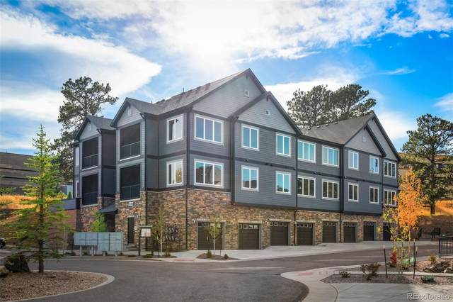 31192 Black Eagle Drive #303, Evergreen, CO 80439 (#6464046) :: Berkshire Hathaway Elevated Living Real Estate