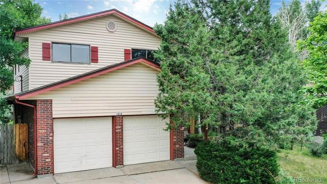 1512 Ulysses Street, Golden, CO 80401 (#6464216) :: THE SIMPLE LIFE, Brokered by eXp Realty