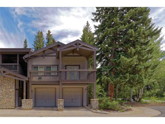 233 Creekside Drive #106, Frisco, CO 80443 (MLS #6464244) :: 8z Real Estate
