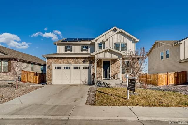 2705 E 159th Way, Thornton, CO 80602 (MLS #6464976) :: 8z Real Estate