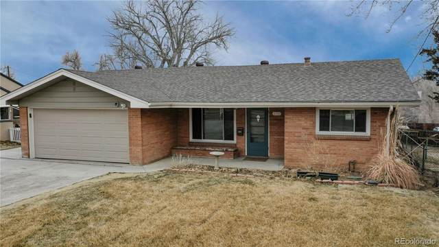 1717 W Powers Avenue, Littleton, CO 80120 (#6465085) :: Berkshire Hathaway HomeServices Innovative Real Estate