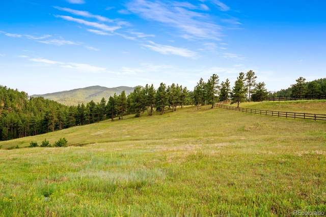 TBD Lot 5 Elk Valley Road, Evergreen, CO 80439 (#6467675) :: The HomeSmiths Team - Keller Williams