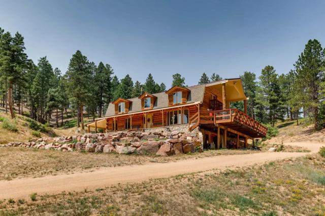 60 & 86 N County Highway 67, Sedalia, CO 80135 (#6470038) :: House Hunters Colorado
