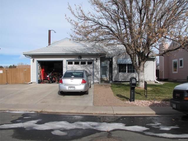 4309 E 127th Way, Thornton, CO 80241 (#6476063) :: Real Estate Professionals