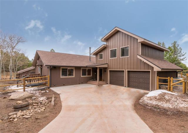 62 Bridger Trail, Ward, CO 80481 (#6476521) :: Bring Home Denver with Keller Williams Downtown Realty LLC