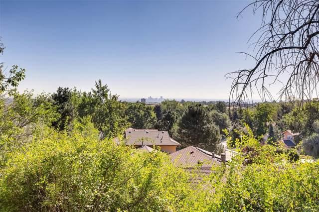 396 Gladiola Street, Golden, CO 80401 (MLS #6476697) :: 8z Real Estate