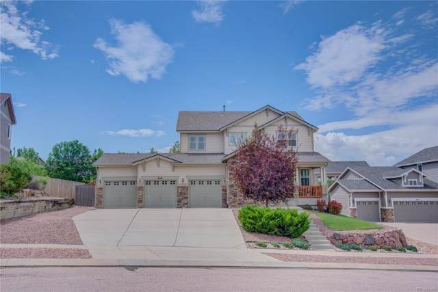 849 Coyote Willow Drive, Colorado Springs, CO 80921 (#6478451) :: Arnie Stein Team | RE/MAX Masters Millennium