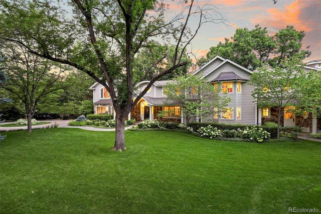 1195 E Tufts Avenue, Cherry Hills Village, CO 80113 (#6478758) :: Own-Sweethome Team