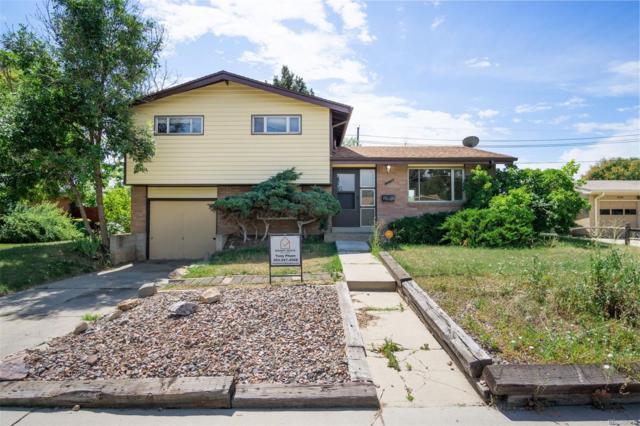10500 W 60th Avenue, Arvada, CO 80004 (MLS #6481794) :: 8z Real Estate