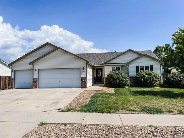 3908 Stampede Drive, Evans, CO 80620 (MLS #6483656) :: Kittle Real Estate