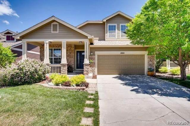 11860 Mill Valley Street, Parker, CO 80138 (#6486100) :: The Dixon Group