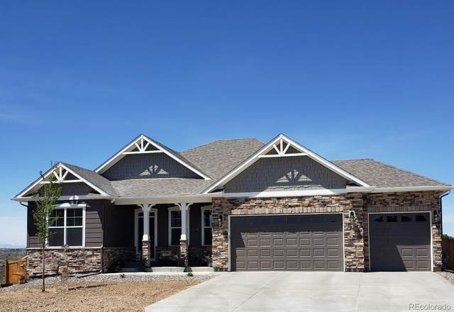 1886 Wingfeather Lane, Castle Rock, CO 80108 (#6487545) :: The HomeSmiths Team - Keller Williams