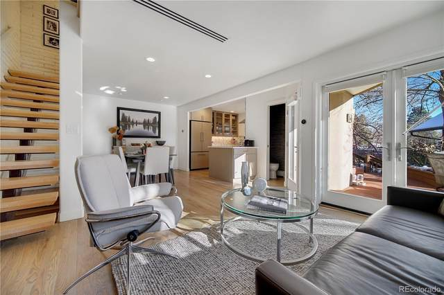 264 Spruce Street C, Boulder, CO 80302 (MLS #6489553) :: 8z Real Estate