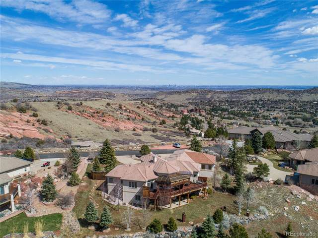 16422 Rocky Point Lane, Morrison, CO 80465 (#6490116) :: The Colorado Foothills Team | Berkshire Hathaway Elevated Living Real Estate