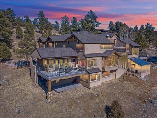 2063 Montane Drive, Golden, CO 80401 (#6498060) :: The Peak Properties Group