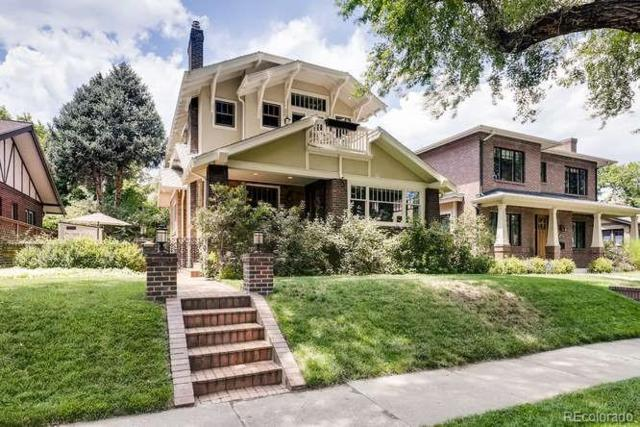 1317 S Marion Street, Denver, CO 80210 (#6498430) :: The Healey Group
