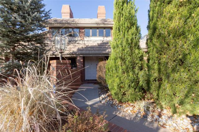 455 Fillmore Street, Denver, CO 80206 (#6498586) :: The Peak Properties Group