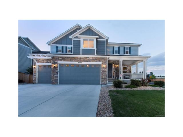 3483 E 143rd Place, Thornton, CO 80602 (MLS #6500421) :: 8z Real Estate