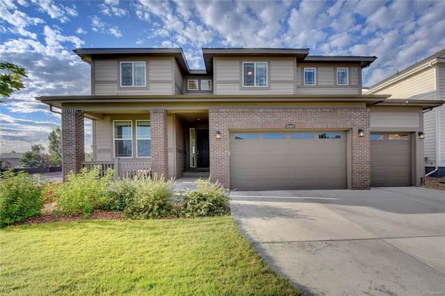 16690 Concolor Place, Parker, CO 80134 (#6502820) :: The DeGrood Team