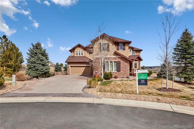 5473 Hacienda Place, Parker, CO 80134 (#6503201) :: The Healey Group