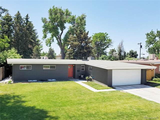 550 E Amherst Place, Englewood, CO 80113 (#6504324) :: The Griffith Home Team