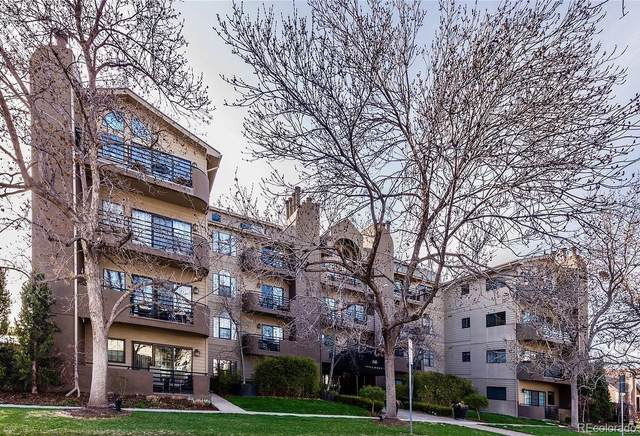 345 Fillmore Street #304, Denver, CO 80206 (#6506801) :: Wisdom Real Estate