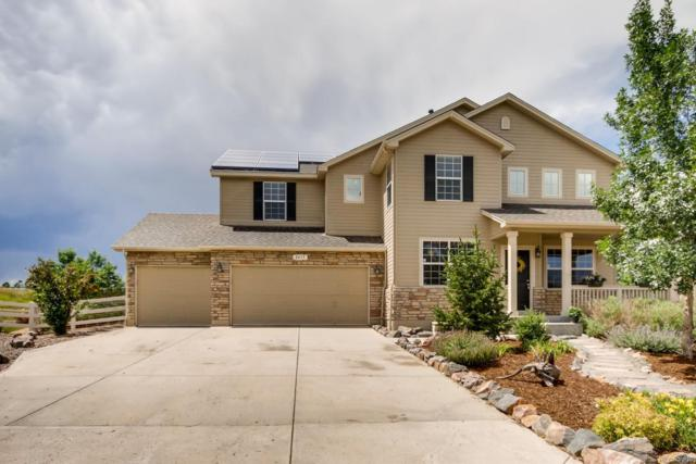 2419 Northview Place, Castle Rock, CO 80104 (#6511023) :: The Heyl Group at Keller Williams