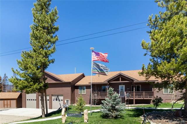 421 County Road 496, Grand Lake, CO 80447 (#6518676) :: Berkshire Hathaway HomeServices Innovative Real Estate