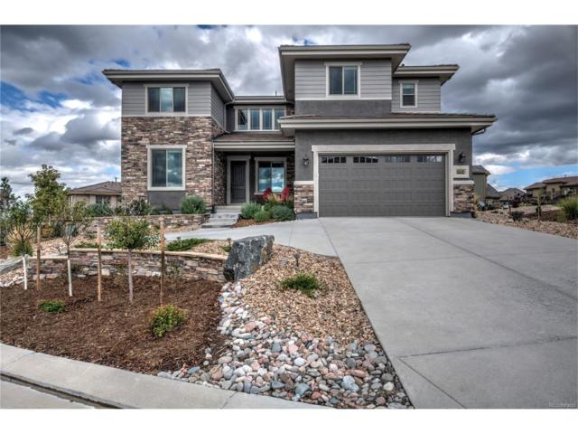 10854 Manor Stone Drive, Highlands Ranch, CO 80126 (#6519015) :: House Hunters Colorado