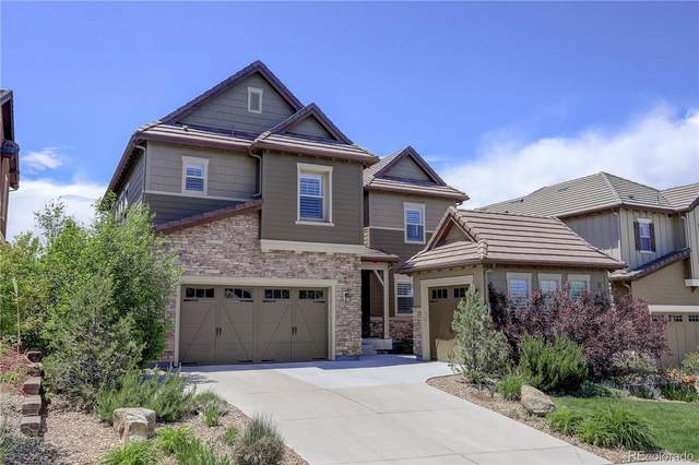 10643 Star Thistle Court, Highlands Ranch, CO 80126 (#6520351) :: The Gilbert Group