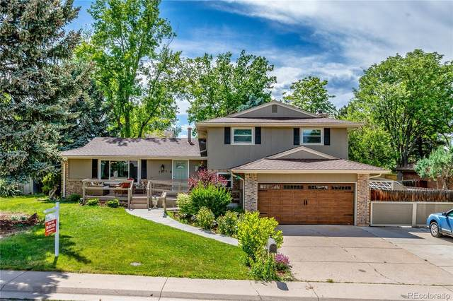 7375 S Downing Circle W, Centennial, CO 80122 (#6523132) :: The DeGrood Team