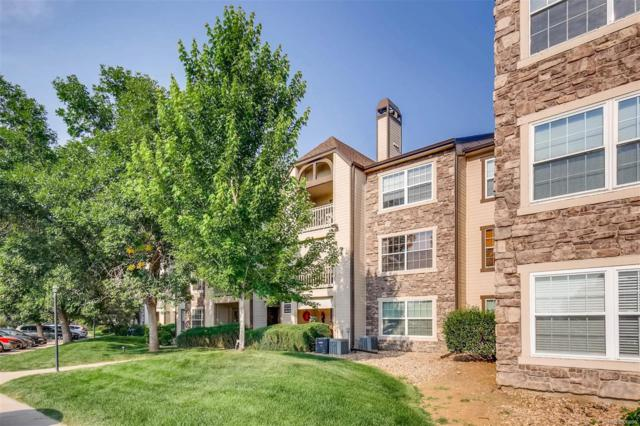 9160 E Arbor Circle A, Englewood, CO 80111 (#6525256) :: The Peak Properties Group